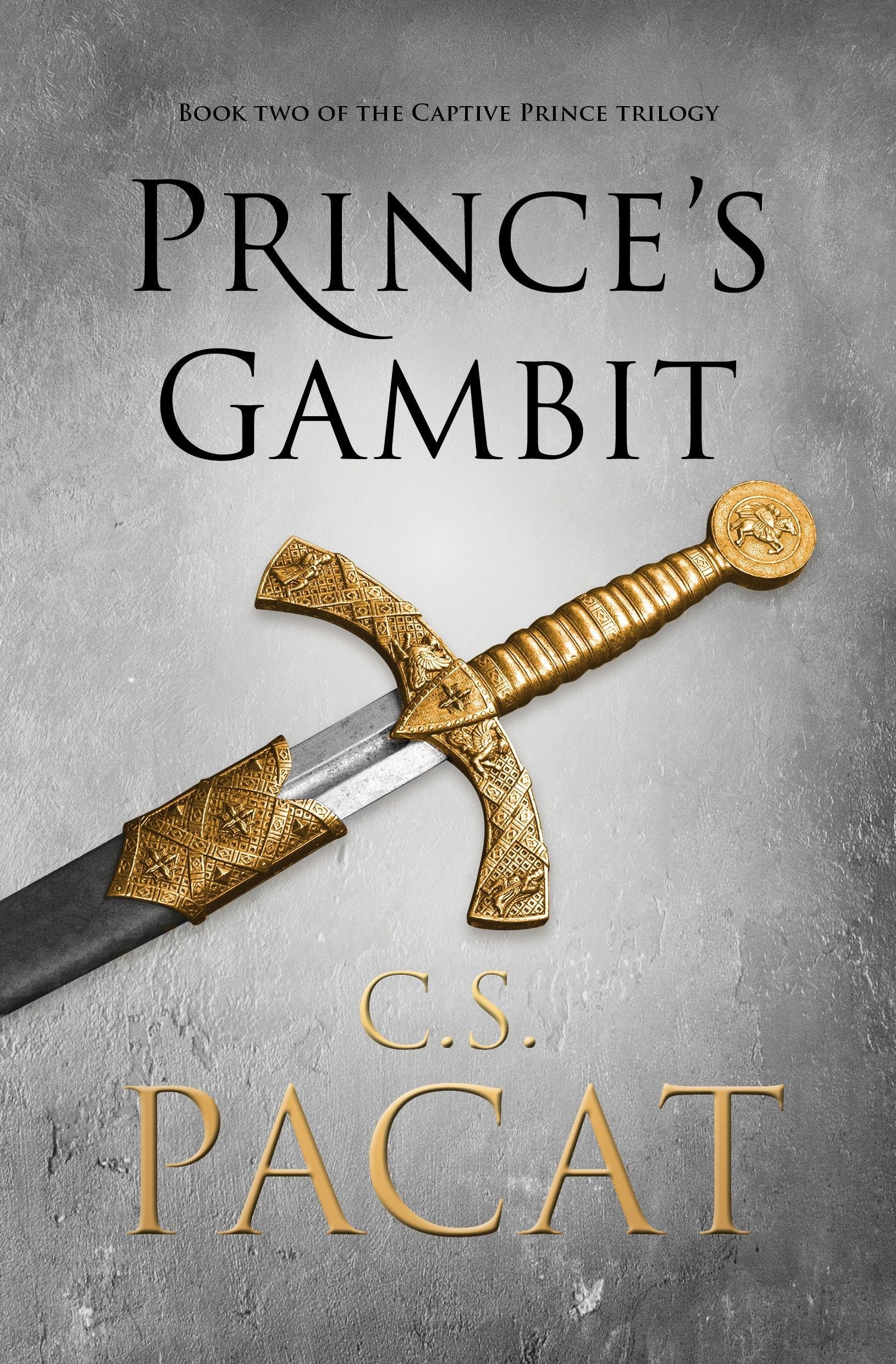 Prince's Gambit (Captive Prince Trilogy,Book2)