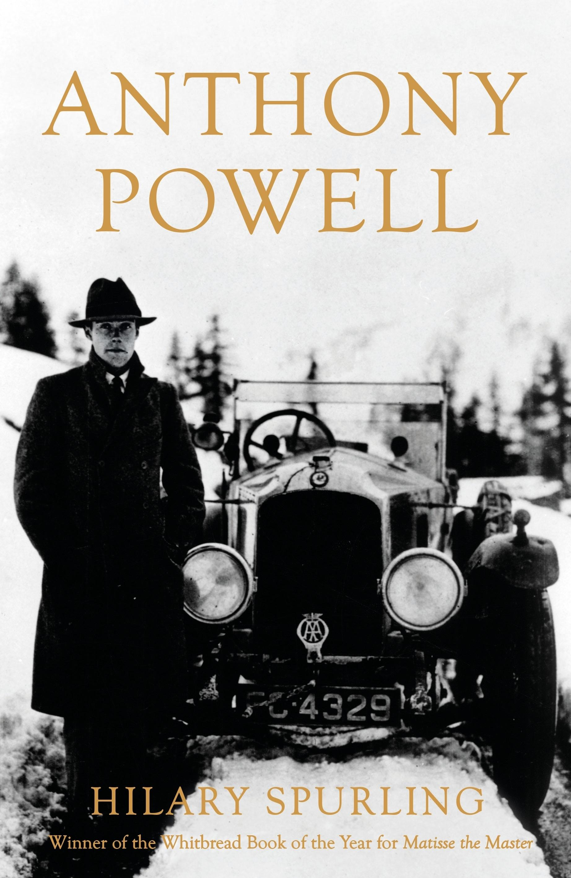Anthony Powell: Dancing to the MusicofTime