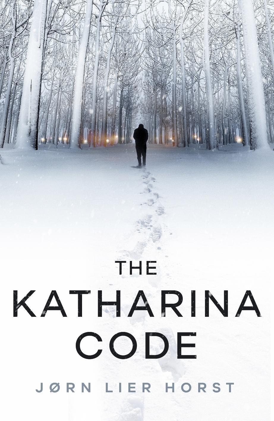The Katharina Code (The Cold Case Quartet,Book1)