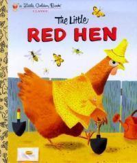 The Little Red Hen (LittleGoldenBook)
