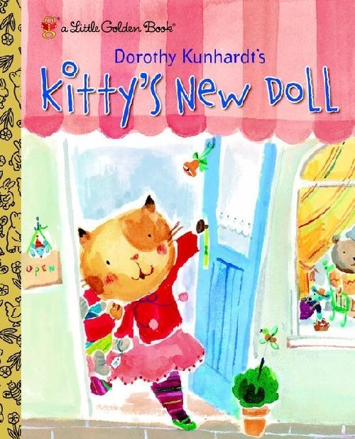 Kitty's New Doll (LittleGoldenBook)