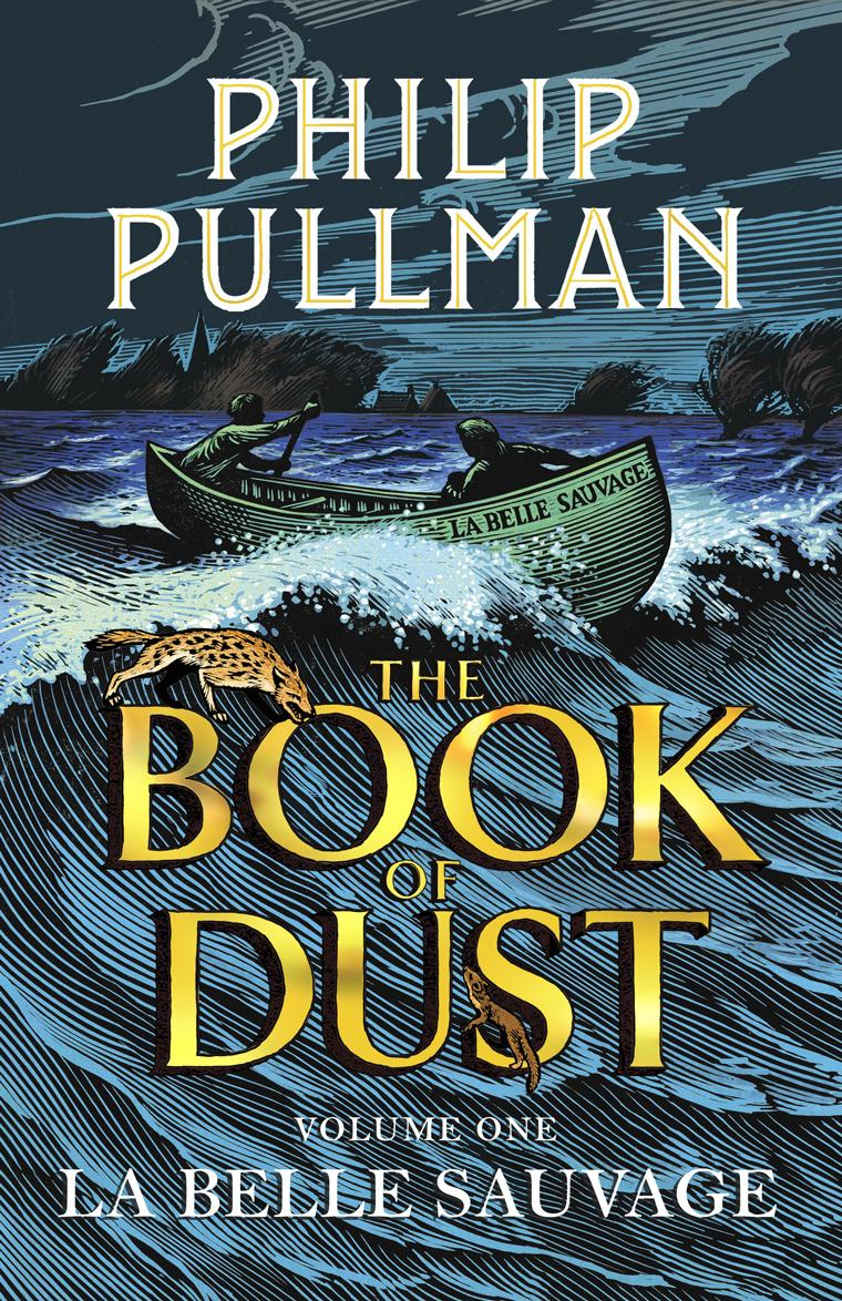 La Belle Sauvage (The Book of Dust, Book 1)
