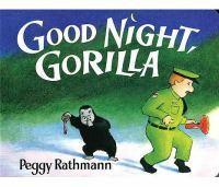 GoodNight,Gorilla