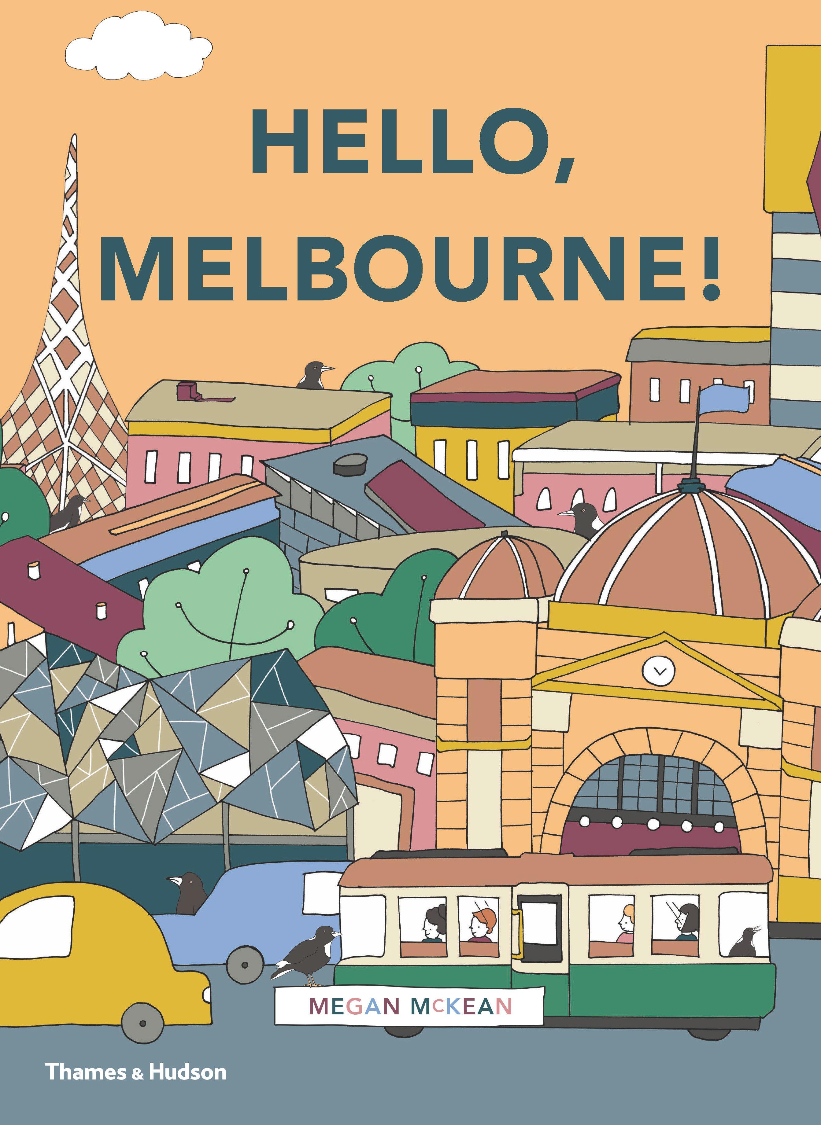 Hello,Melbourne!