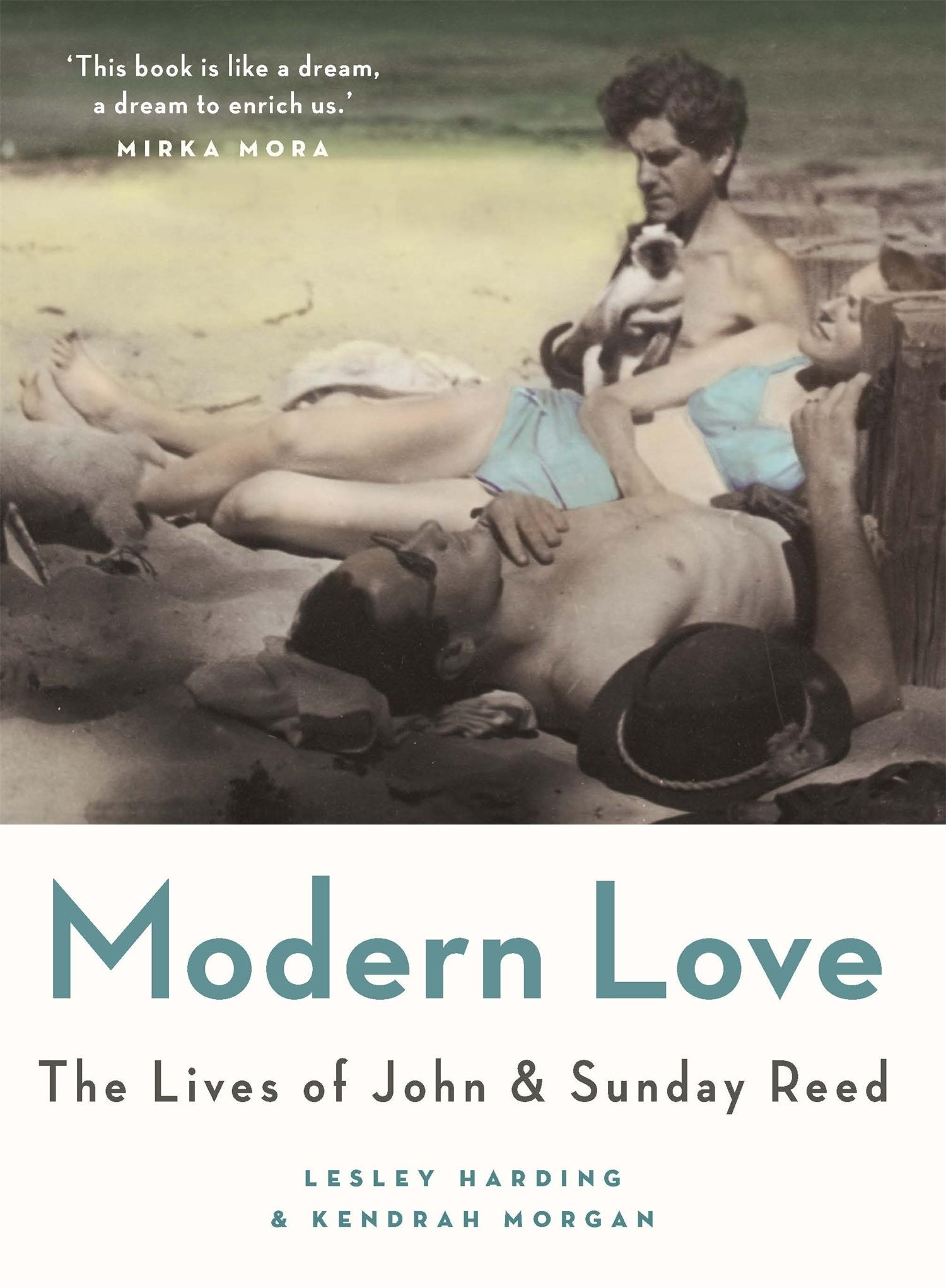 Modern Love: The Lives of John and SundayReed