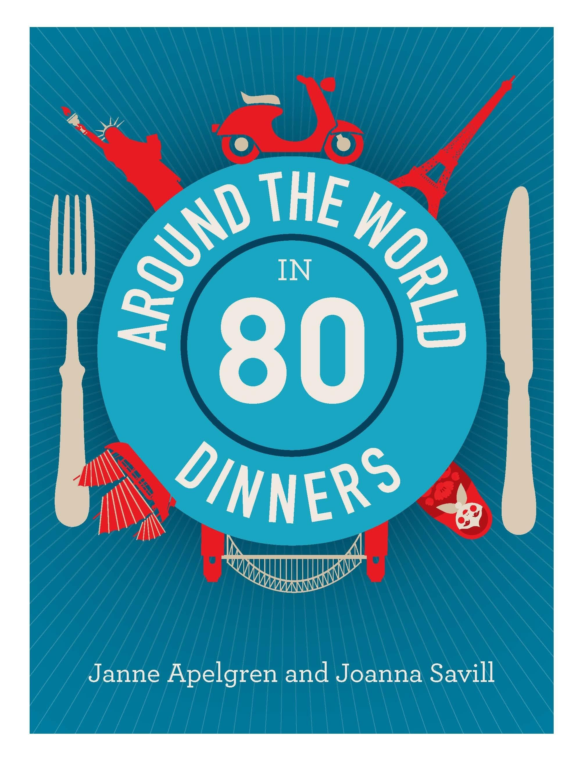 Around the world in80dinners