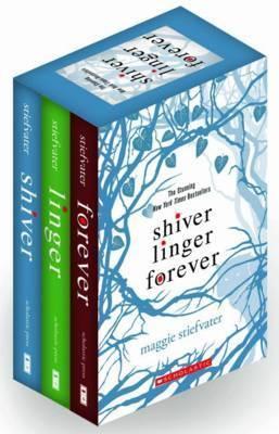 Shiver Trilogy Boxset (Shiver,Linger,Forever)