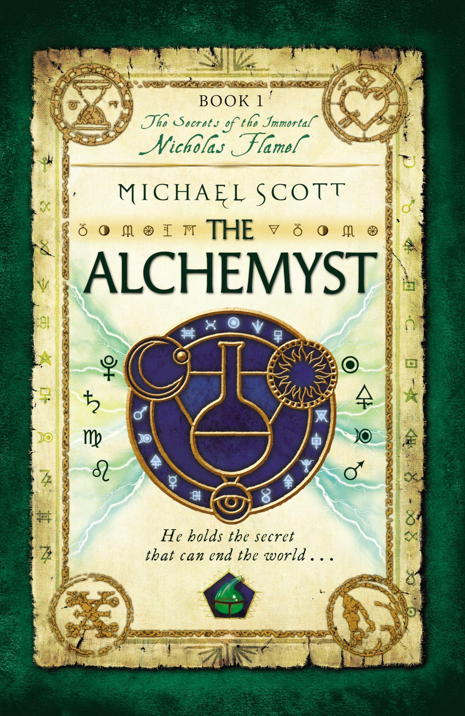 The Alchemyst:Book1