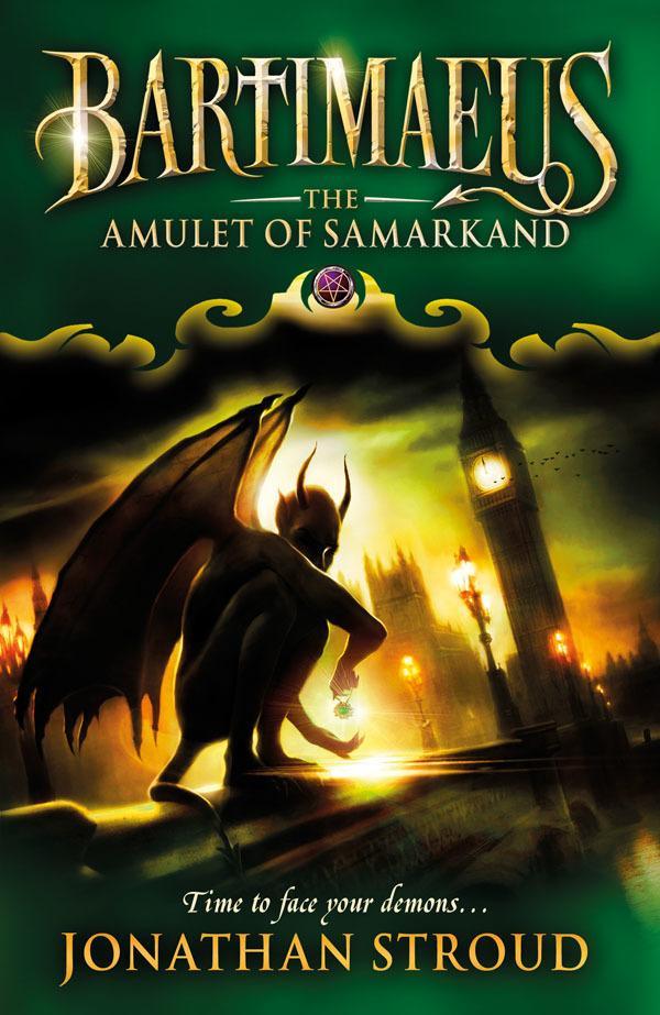 The AmuletofSamarkand