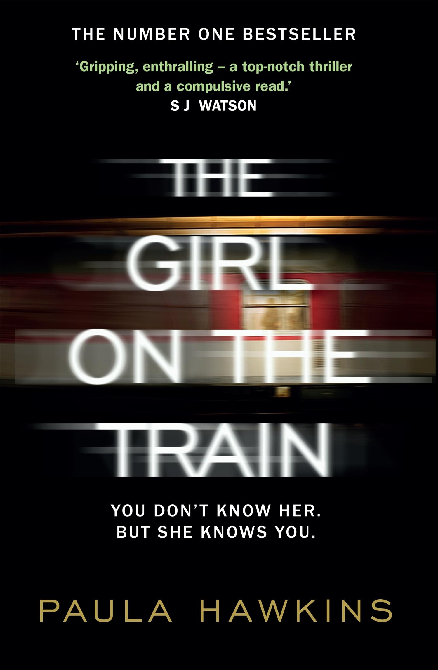 The Girl on the Train: The multi-million-copy global phenomenon