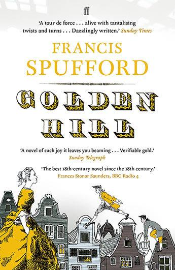 Golden Hill: 'My favourite book of the last 5 years'-Richard Osman