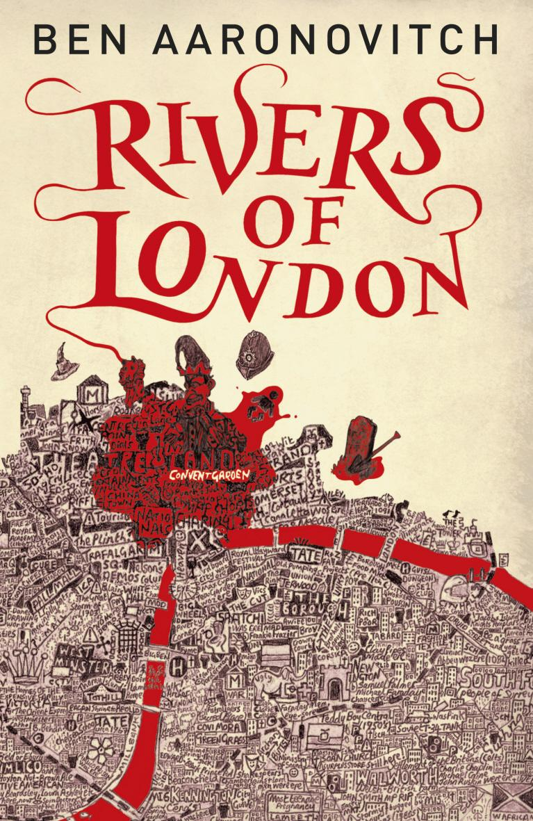 Rivers of London (Book 1)