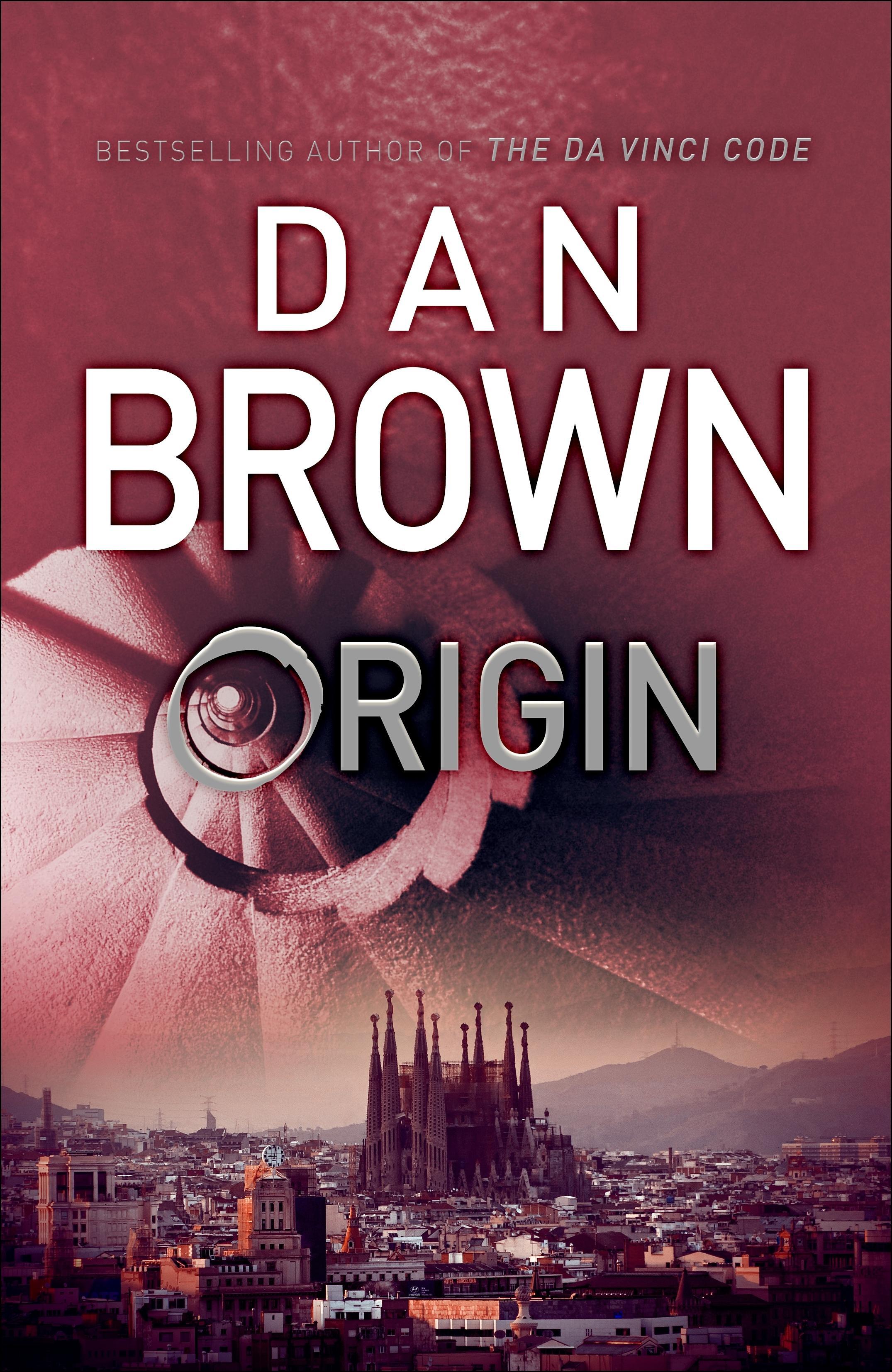 Origin (Robert LangdonBook5)