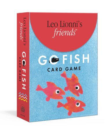 Leo Lionni's Friends Go FishCardGame