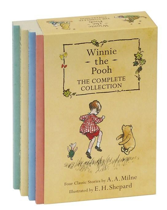 Winnie-the-Pooh: The Complete Collection (Slipcase)
