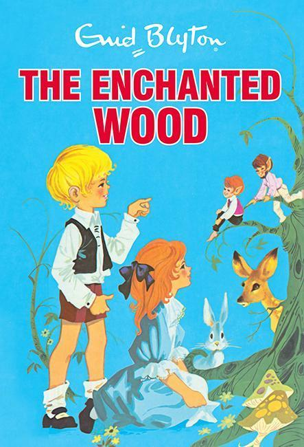 The EnchantedWoodRetro