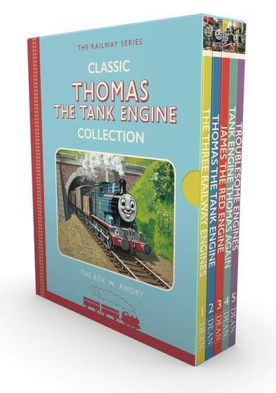 Thomas & Friends: Classic Thomas the Tank Engine Collection