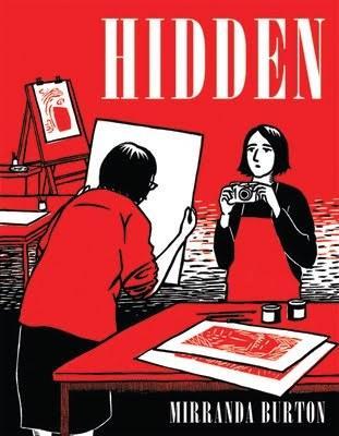 Hidden: A New Comic Book