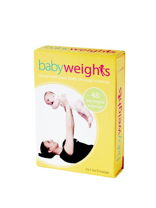 Babyweights Bond With Your Baby Through Exercise