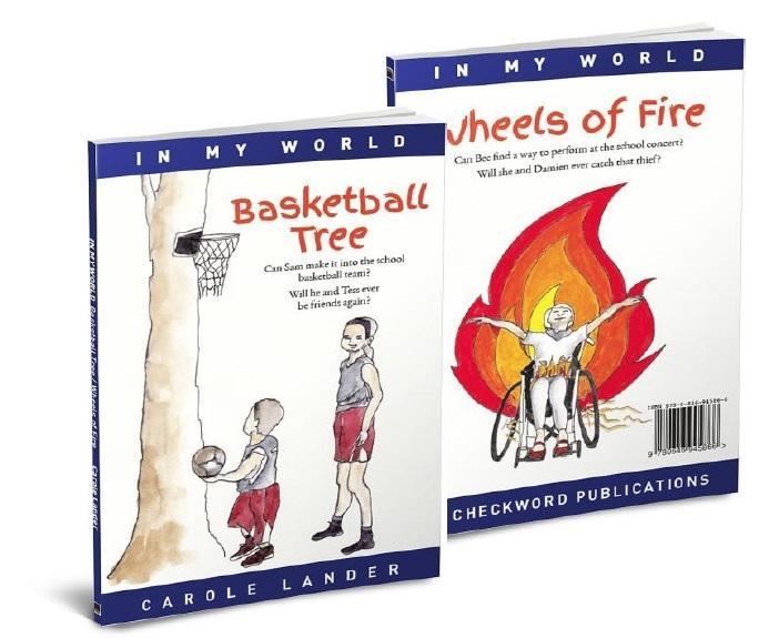 In My World: Basketball Tree \u0026 Wheels Of Fire by Carole Lander
