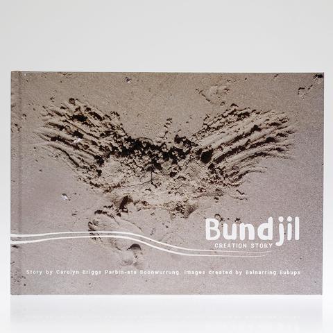 Bundjil Creation Story