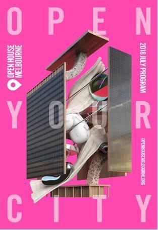 Open House Melbourne Weekend: 2018 program