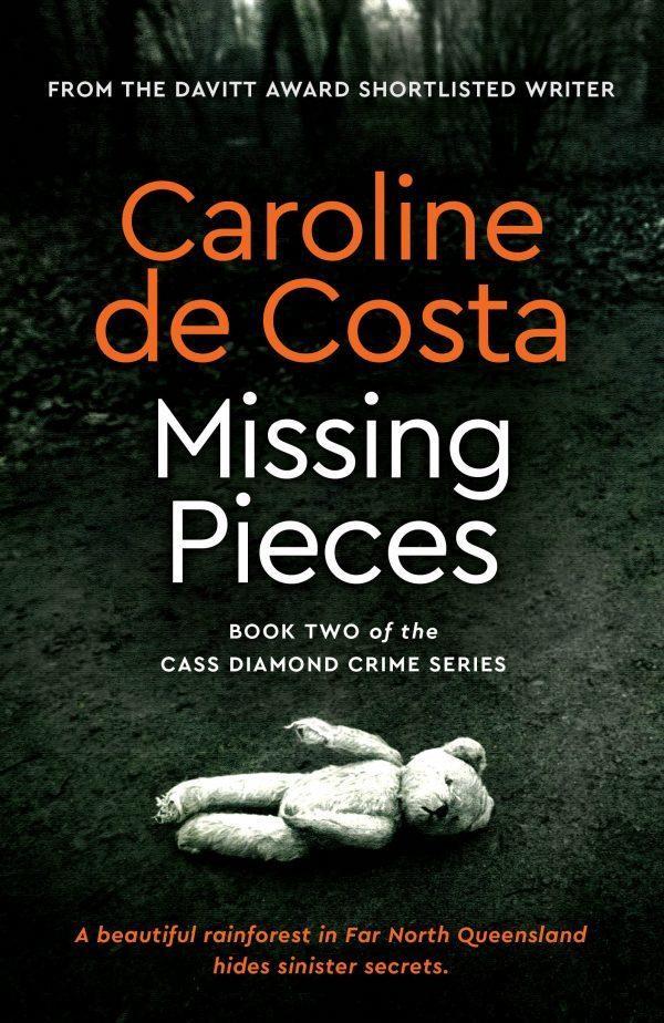 Missing Pieces (Cass Diamond series, Book 2)