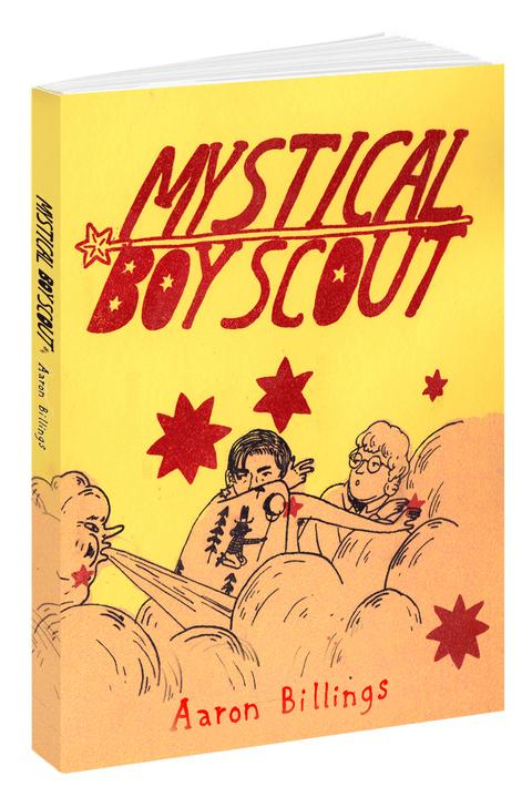 Mystical Boy Scout #4