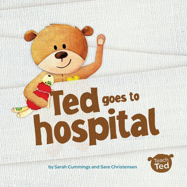 Ted GoesToHospital