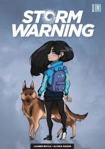 Storm Warning Book 1