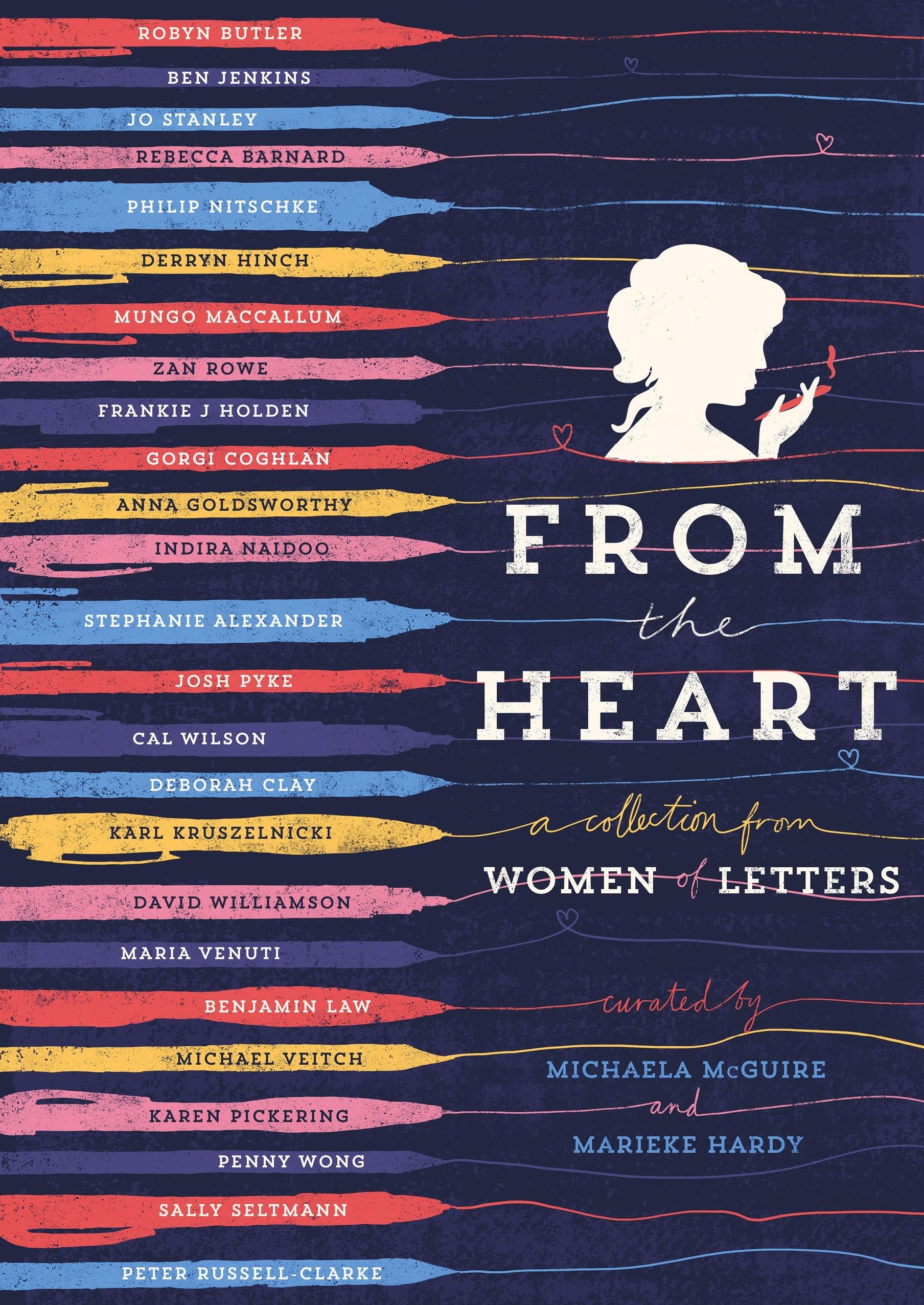 From The Heart: WomenOfLetters