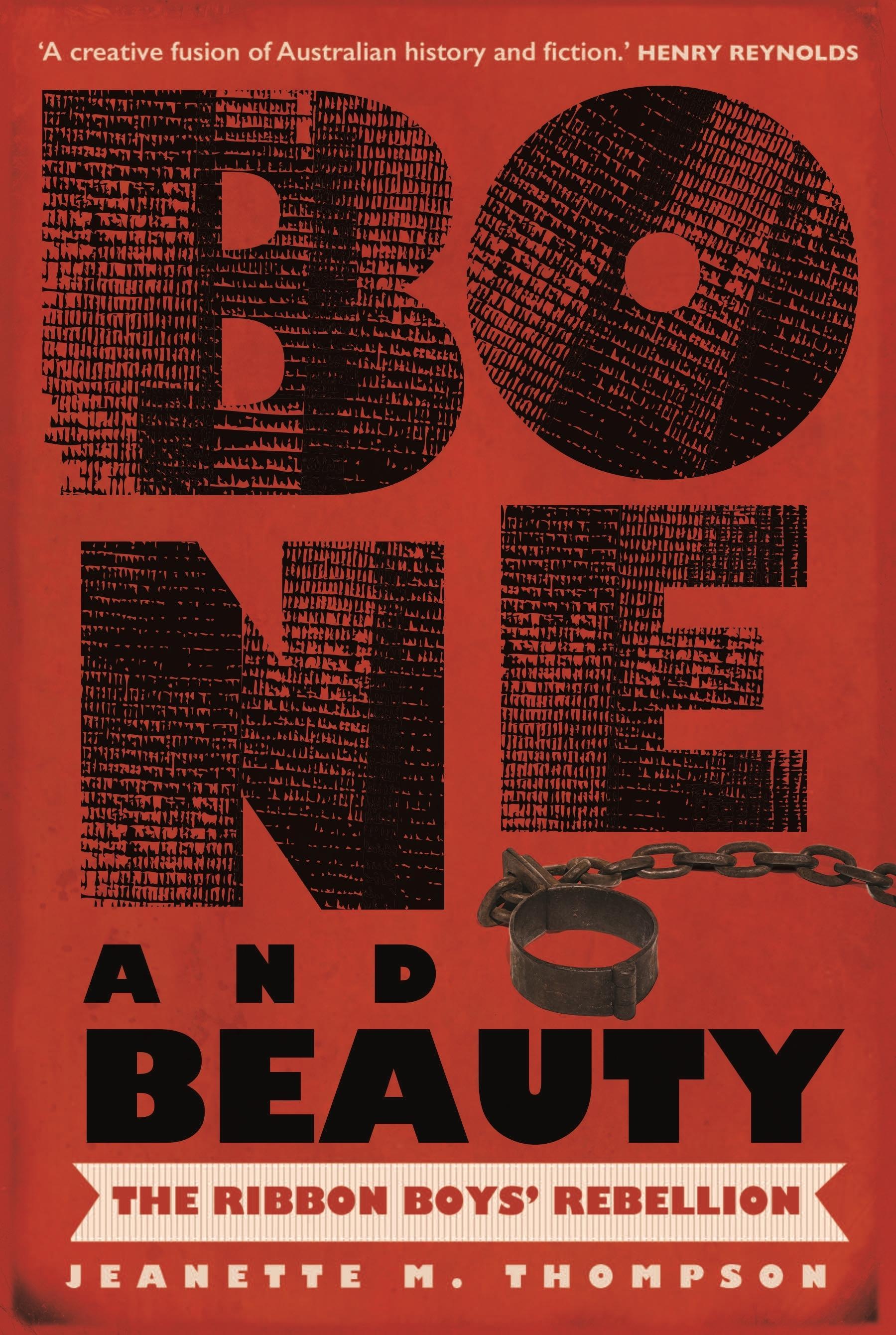 Bone and Beauty: The Ribbon Boys' Rebellionof1830