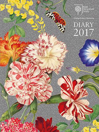 RHS Pocket Diary2017