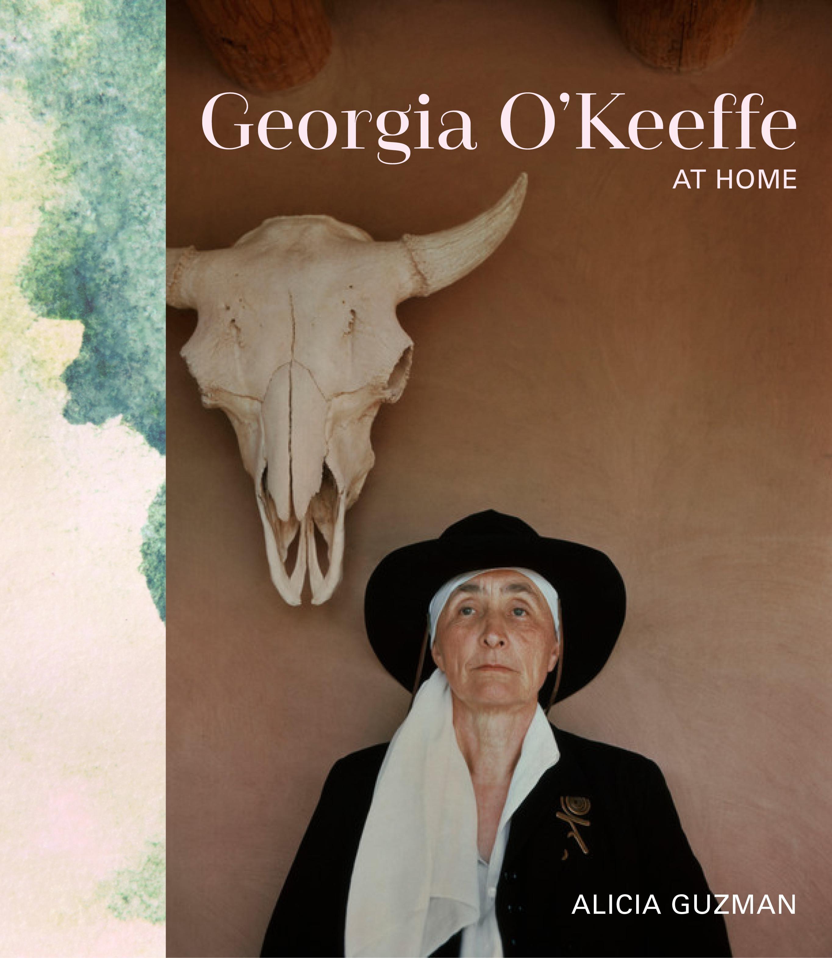 Georgia O'KeeffeatHome