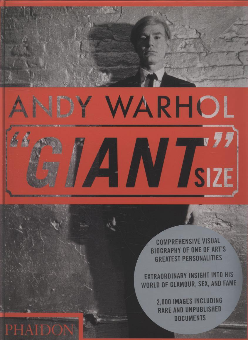 Andy Warhol ''Giant'' Size: Large Format