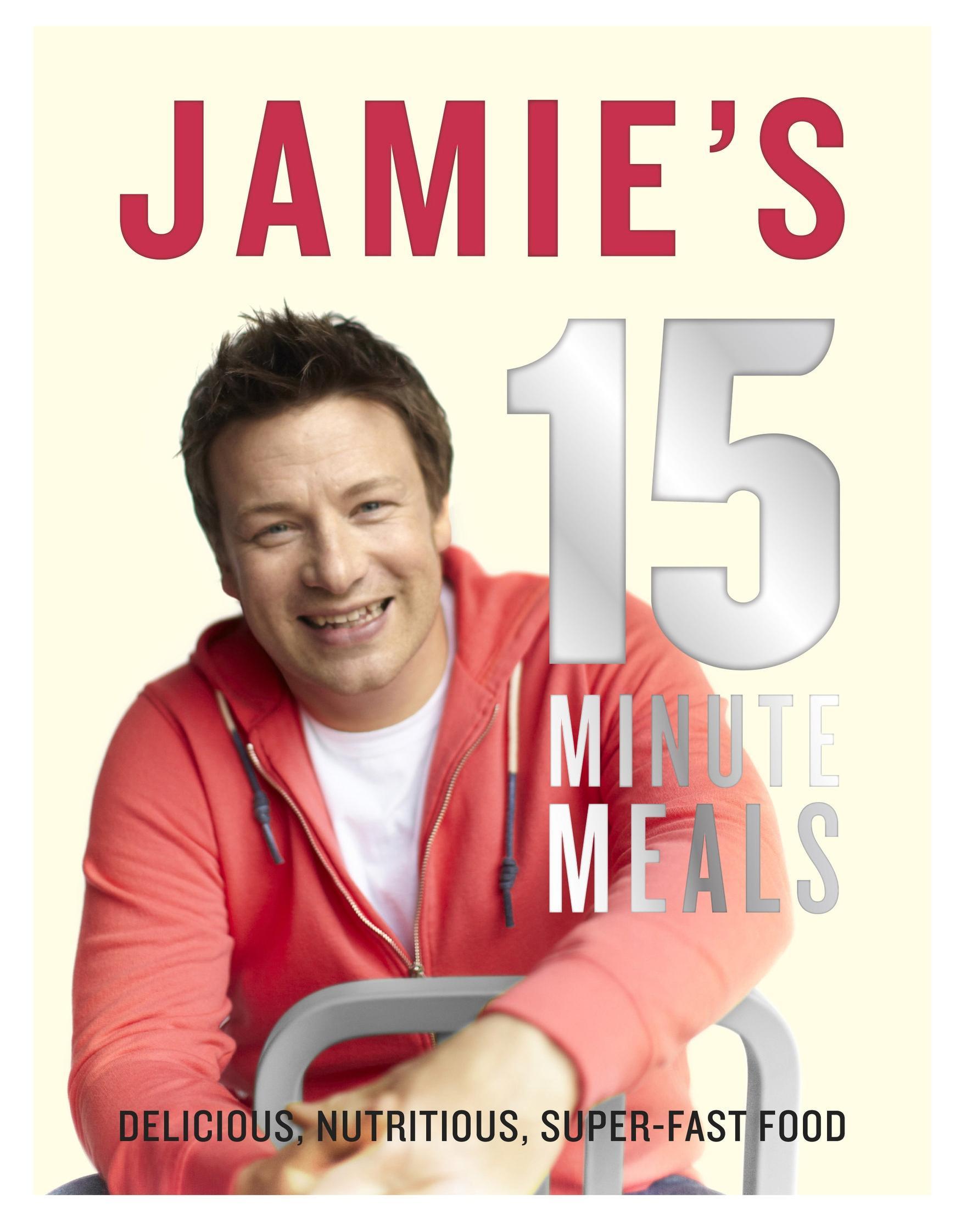 Jamie's 15-MinuteMeals