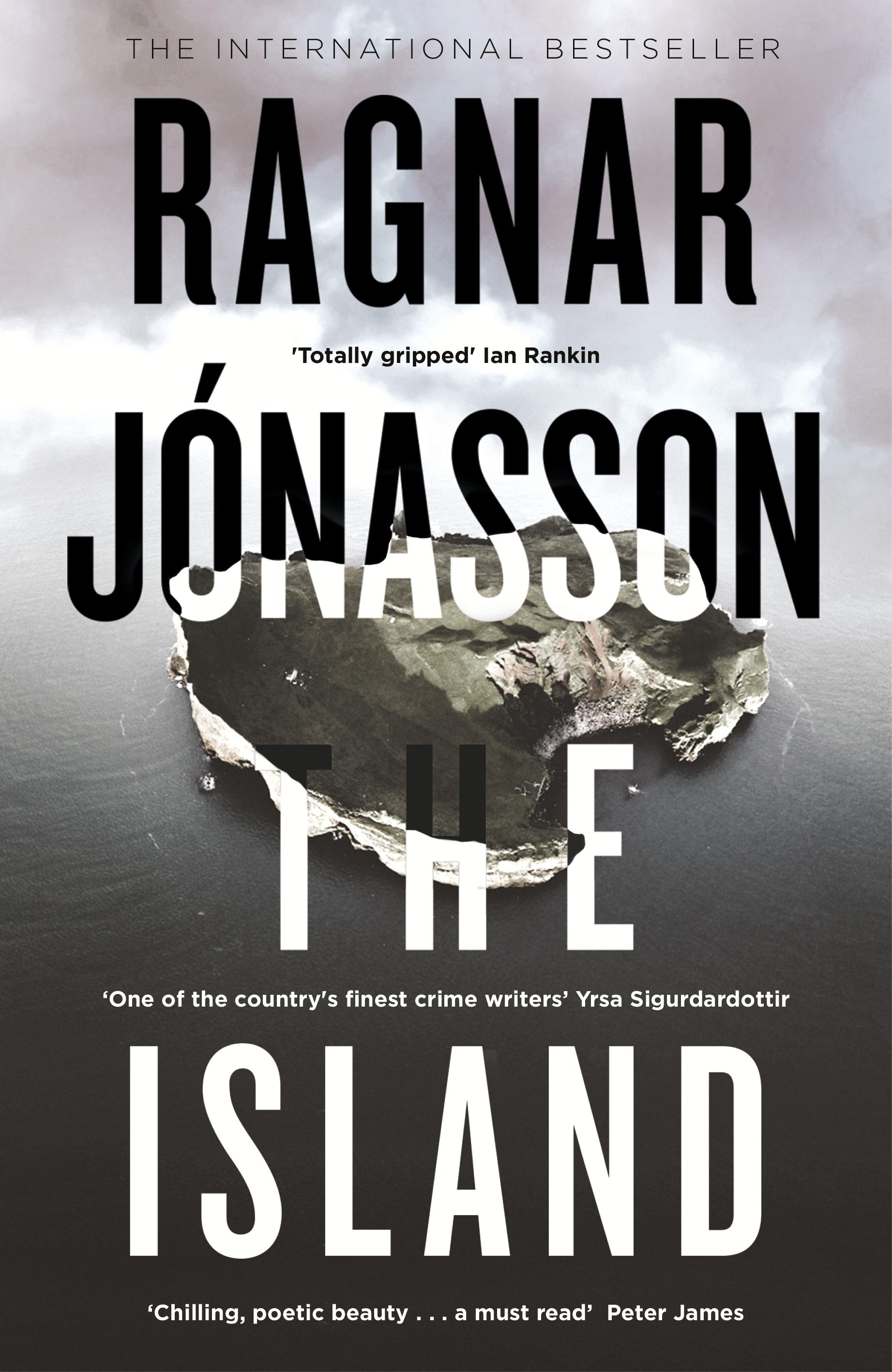 The Island (Hidden Iceland Series Book 2)