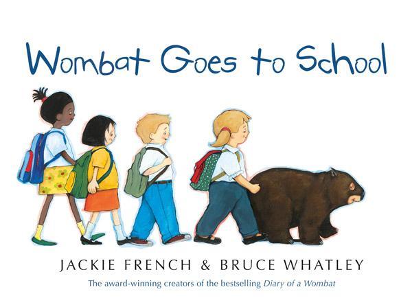 Wombat GoestoSchool