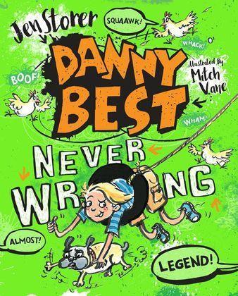 Danny Best:NeverWrong