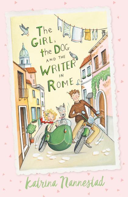 The Girl, the Dog and the WriterinRome