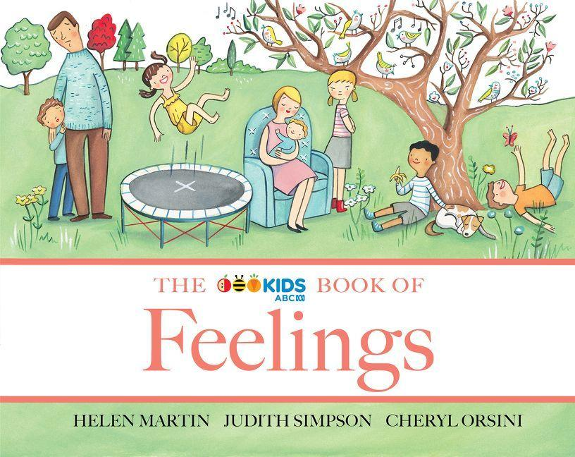 The ABC BookofFeelings