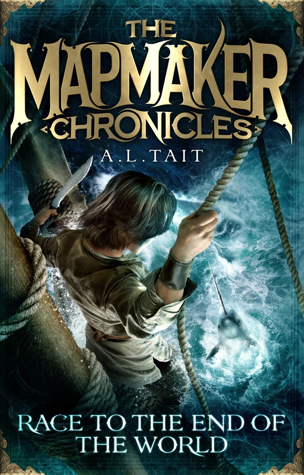 Race To The End Of The World: Mapmaker Chronicles Book 1