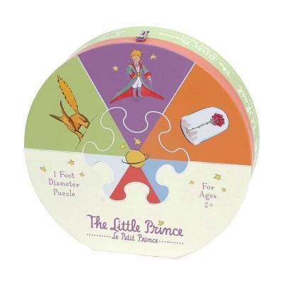 Little Prince Wheel Puzzle