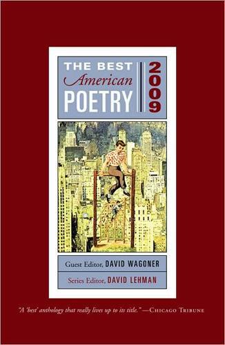 The Best American Poetry 2009: Series EditorDavidLehman