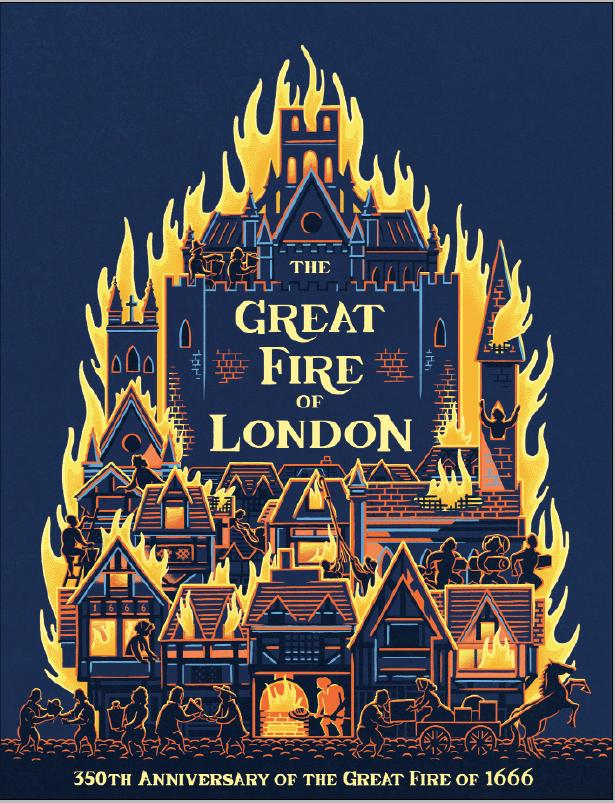 The Great Fire of London: Anniversary Edition of the Great Fireof1666