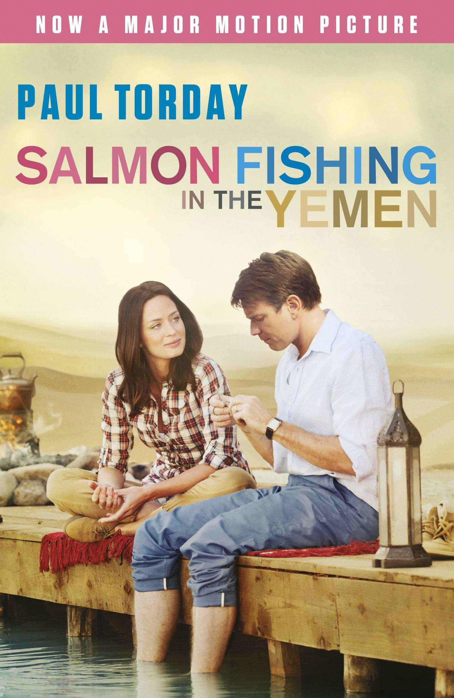 Salmon Fishing in theYemen