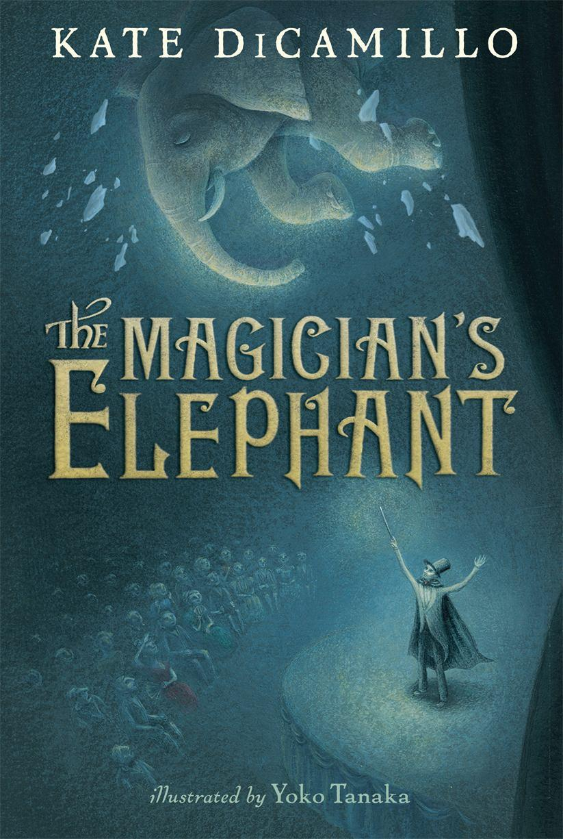 TheMagician'sElephant