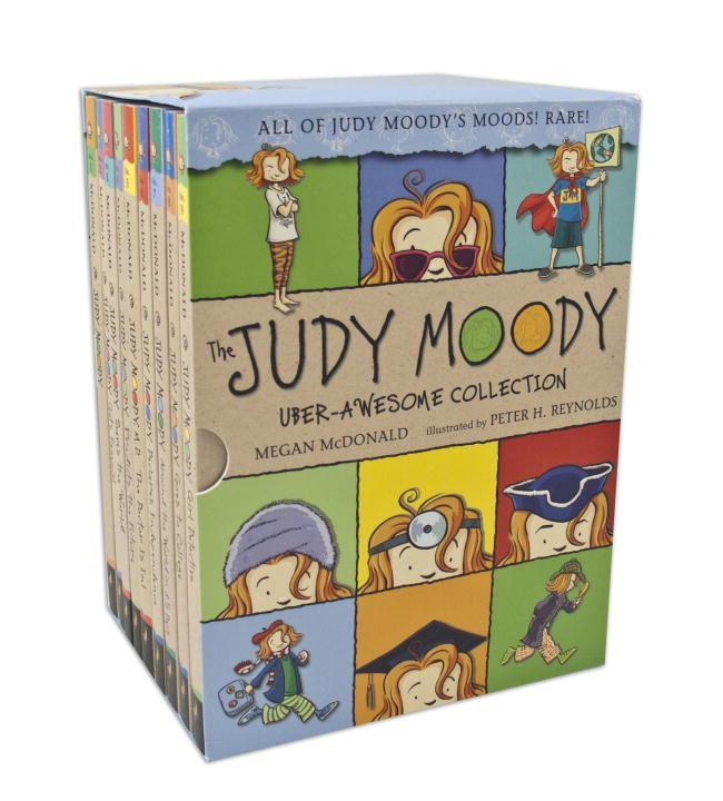 The Judy Moody Uber-Awesome Collection: Books1-9