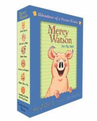 Mercy Watson Boxed Set: Adventures of aPorcineWonder