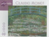 Claude Monet 1000 PieceJigsawPuzzle